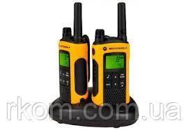 Радиостанция Motorola TLKR T80 (пара)