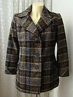 Пальто короткое шерсть Rocha р.44 7103