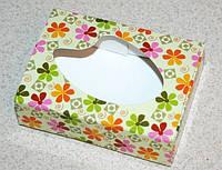"""Коробка """"Цветы"""" (прямоугольная), фото 1"""