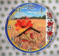 Годинник настінний Вишиванка 30 см