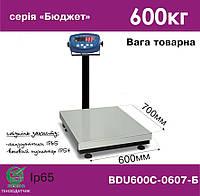 Весы товарные до 600 кг BDU 600C-0607