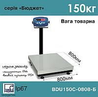 Весы электронные напольные BDU 150C-0808