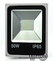 Светодиодный прожектор 50W SMD 5730 Холодный белый