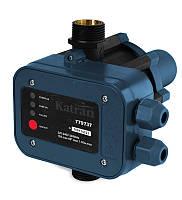 """Контроллер давл электр 1.1кВт Ø1"""" рег давл вкл Katran"""