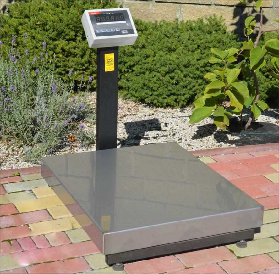 Весы товарные Аксис BDU 300C-0808-С Стандарт