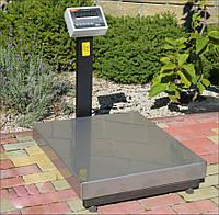 Весы товарные с стойкой BDU 150C-0607-С Стандарт