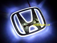 Подсветка эмблемы Honda Civic c 2008