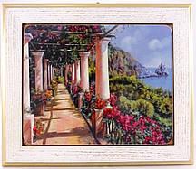 Картина  Італійський дворик