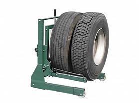 Тележки для транспортировки колес 800кг, Compac WD 800, фото 3