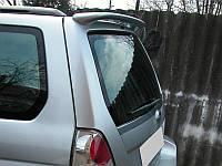 Спойлер для Субару Форестер 2002+, Subaru Forester
