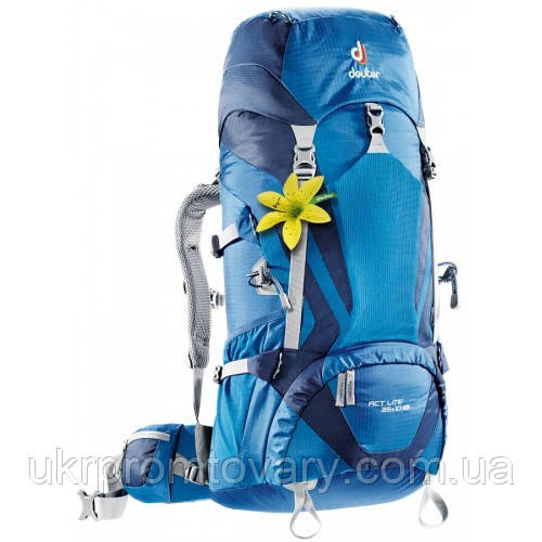 Рюкзак Deuter ACT Lite 35+10L SL 3340015-3130 Steel Navy Распродажа