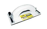 Блок шлифовальный 105*230мм (пластиковая ручка) Sigma