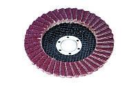 Круг лепестковый торцевой 125мм (зерно 36) Sigma