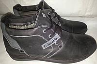 Ботинки мужские новые кожаные зимние р42 COLUMBIA 006