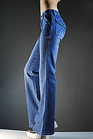 Джинсовые стильные штаны