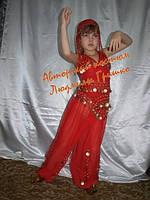 Восточный костюм для девочки. Прокат., фото 1