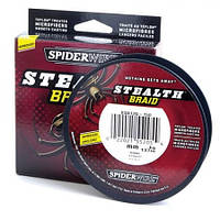 Шнур Spiderwire Stealth Braid 137m 0.10mm