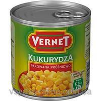 Кукуруза сладкая консервированная Vernet, 340г