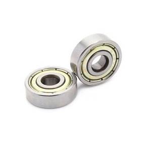 Мініатюрні підшипники d < 10 мм