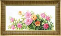 """Набор для вышивания крестиком Crystal Art """"Благоухание летних роз"""""""