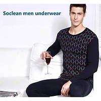 Подштанники + кофта мужская Soclean - №490