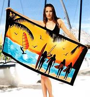 Пляжное полотенце Shamrock - №914
