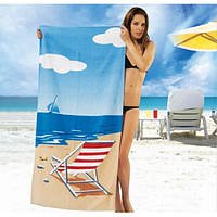 Пляжное полотенце Shamrock - №918