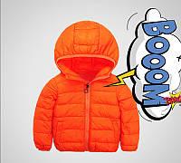 Модные детские куртки осенние