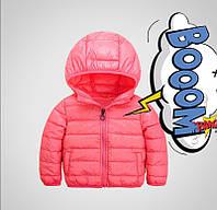 Куртка детская для девочки осенняя