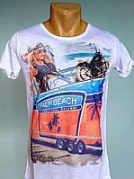 Модная футболка North's Republic - №1076