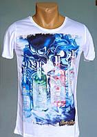Модные футболки North's Republic - №1081