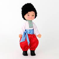 """Кукла """"УКРАИНЕЦ В ВЫШИВАНКЕ""""  (35см)"""