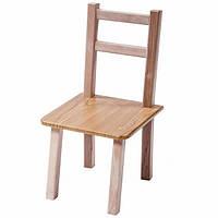 Стульчик деревянный (сидушка МДФ под дерево)