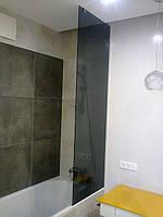 Стеклянные перегородки для ванной Киев
