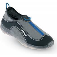 Неопреновые тапочки для пляжа Head Aquatrainer синий