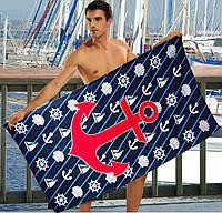 Модное мужское полотенце - №1303