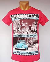 Стильная футболка Daniel and Jones - №1357