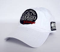 Белая кепка Rock N' Rock- №1329