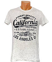 Модная мужская футболка Highlander - №1605