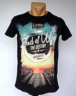 Мужская футболка End of Way - №1504