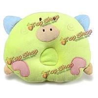 Ребенок младенец новорожденный сон позиционер поддержка подушки подушки предотвратить плоская голова