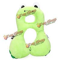 1-4y ребенок прекрасный животное подушка детское автокресло уход у подголовник защиту шеи назад