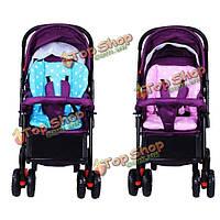 Дети детская коляска детская коляска подушки обивка сидений коврик автомобиля