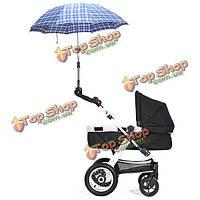 Детская коляска регулируется держатель зонтика зонтик кронштейн