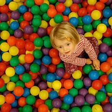 Кульки для басейнів