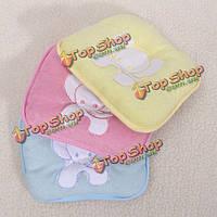 Ребенок дети бамбуковое волокно водонепроницаемый подушка для сидения коляски коляска коврик вкладыш сетки валик автомобиля