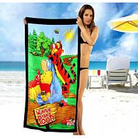Полотенца для детей Winnie The Pooh - №1634