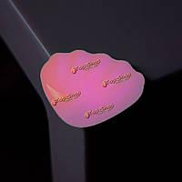 2шт Baby Safe световой угол Edge протектора подушки стол стол защита покрытие