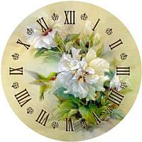 """Алмазная мозаика """"Часы"""", картина стразами 40*30см"""