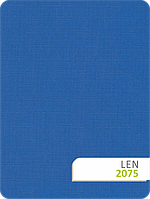 Синяя ткань для рулонных штор
